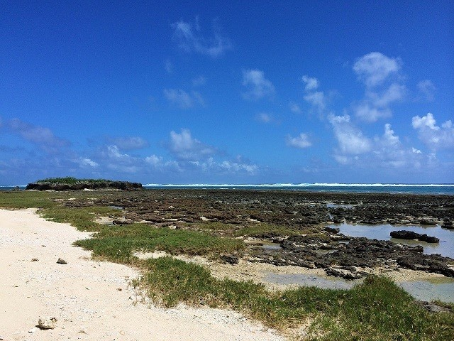 沖縄 海遊び