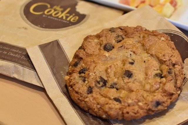 ダブルツリーbyヒルトン 特製チョコチップクッキー