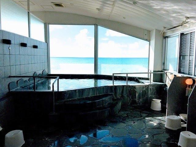 イーフビーチホテル 大浴場