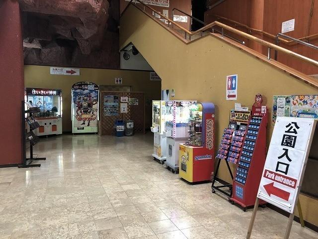 ネオパークオキナワ ゲームセンタースペース