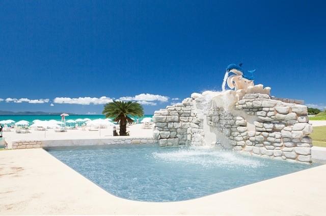 オクマプライベートビーチ&リゾート アクティビティプール