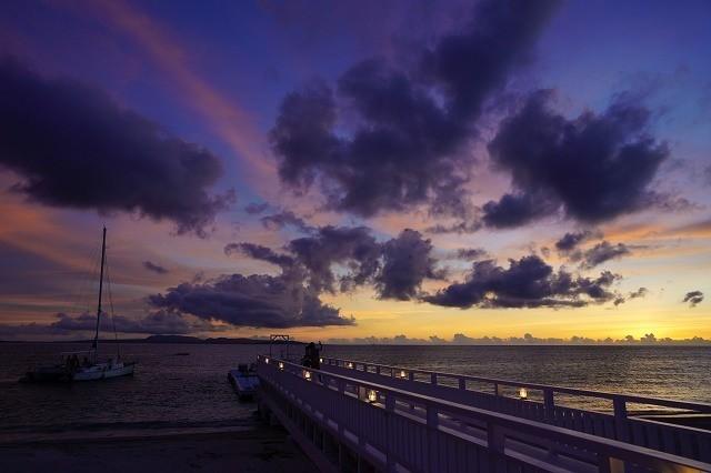 オクマプライベートビーチ&リゾート サンセット