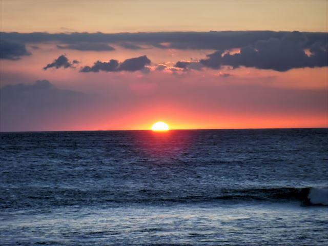 夕陽 イメージ
