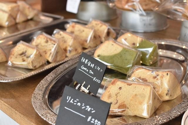 沖縄 コトリ菓子店 シフォンケーキ