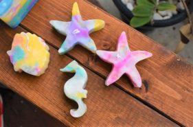 カタチに残る思い出を、「琉球ログア」で可愛いキャンドル作り体験