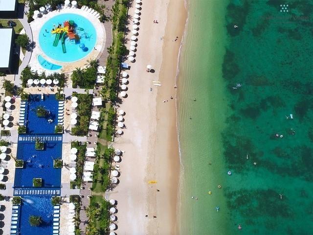 フサキリゾート 敷地 上空写真