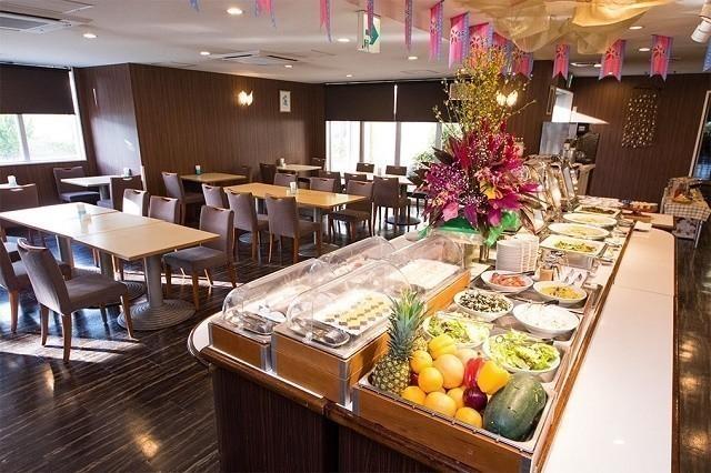 ホテルミヤヒラ レストラン トレアドール