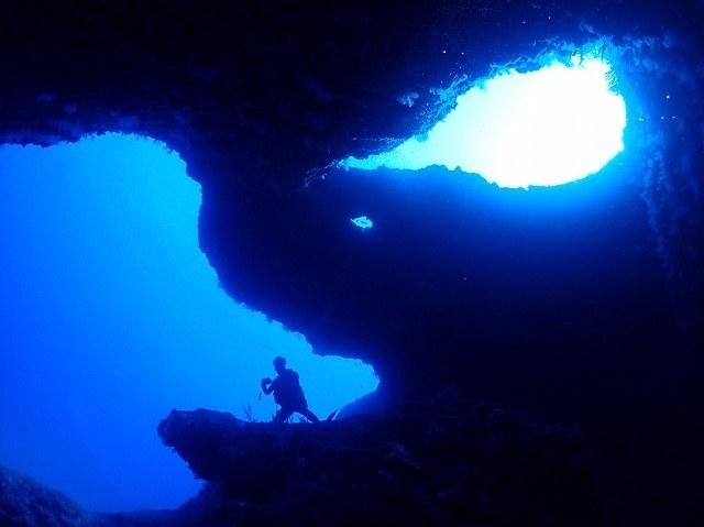 宮古島 地形ダイビング トップ