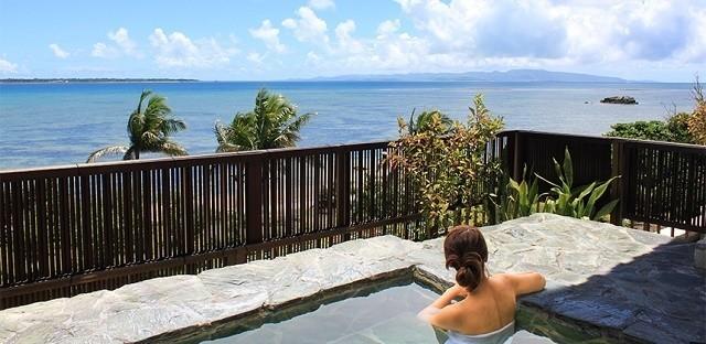 石垣島ビーチホテルサンシャイン 大浴場 ゆんたくぬ湯