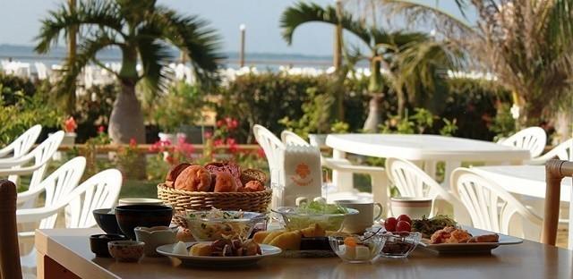 石垣島ビーチホテルサンシャイン レストラン ブーゲンの浜