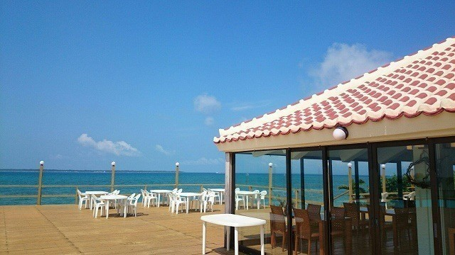 石垣島ビーチホテルサンシャイン レストラン 波の詩