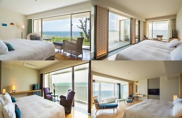 石垣島ビーチホテルサンシャイン 新館 客室タイプ