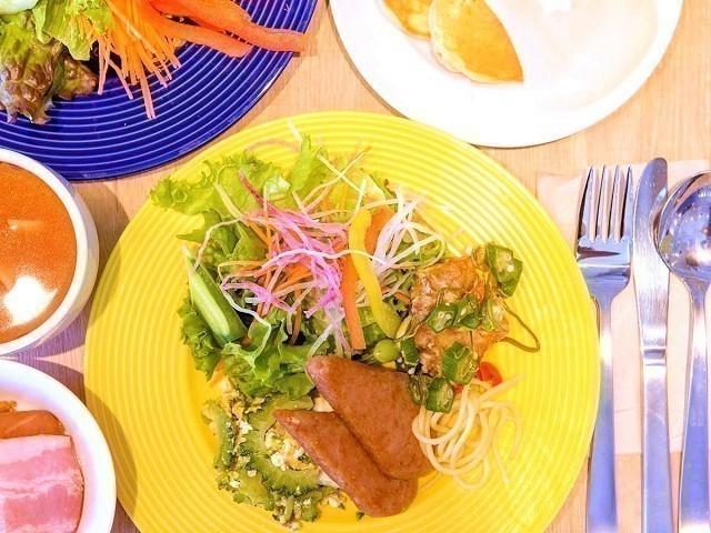 ラジェントホテル沖縄北谷 アリーズ沖縄 朝食ビュッフェ