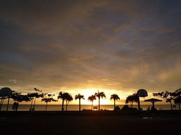 ラジェントホテル沖縄北谷 アラハビーチ トワイライトタイム