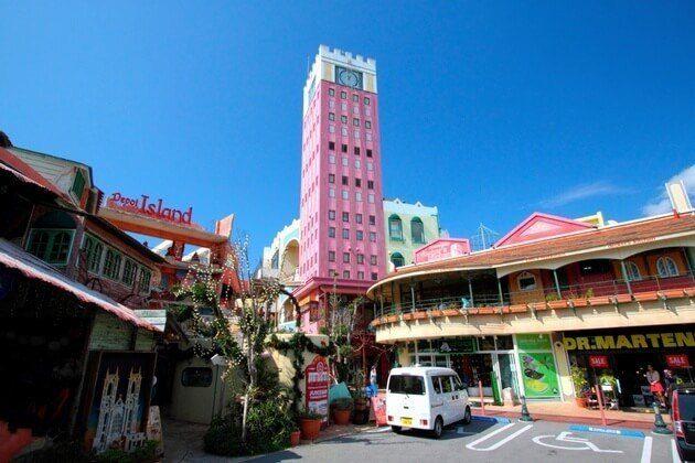 ラジェントホテル沖縄北谷 美浜アメリカンビレッジ