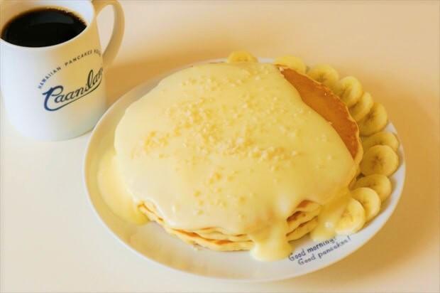 沖縄 パンケーキ パニラニ ナッツナッツパンケーキ
