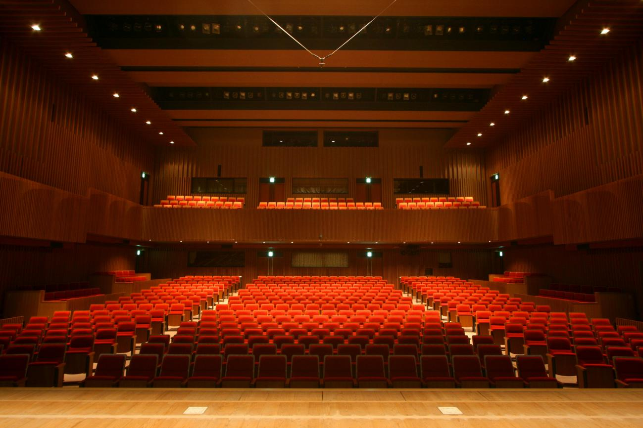 沖縄旅行 2019年 劇場