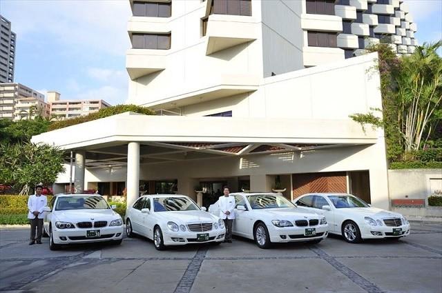 沖縄 高級ホテル ザ・ナハテラス バレーパーキング
