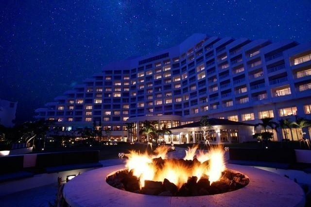 沖縄 高級ホテル ANAインターコンチネンタル石垣リゾート 星空ツアー