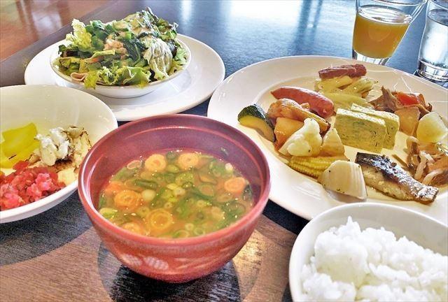 ノボテル沖縄那覇 朝食
