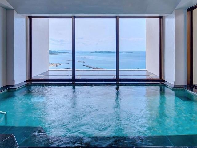 アラマハイナ コンドホテル 内風呂