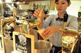 クラフトビールと沖縄食材の店「Taste of Okinawa」