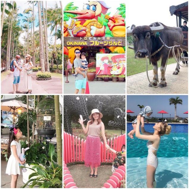 沖縄 インスタ映え 家族旅 トップ