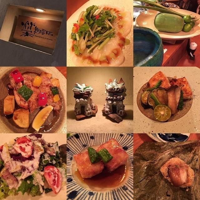 沖縄 インスタ映え 家族旅 榮料理店 ラインナップ
