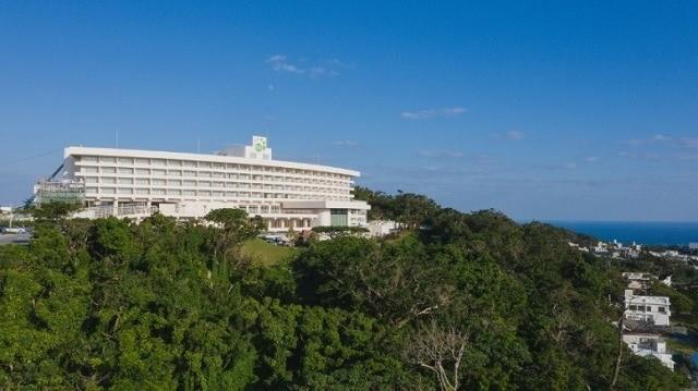 沖縄 2泊3日 モデルコース EMウェルネスリゾート コスタビスタ沖縄 ホテル&スパ 外観