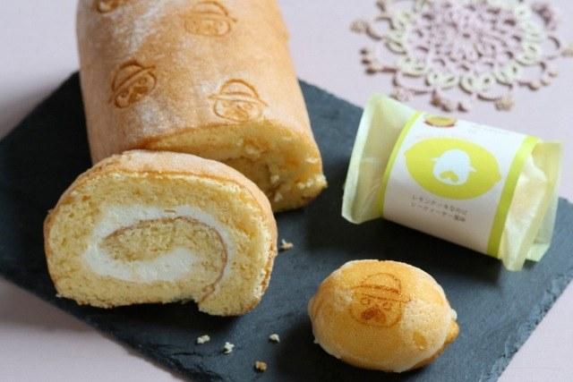 沖縄 ご当地キャラ土産 南城市 なんじぃのレモンケーキ