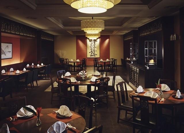 ANAインターコンチネンタル石垣リゾート 中国料理 チャイナシャドー