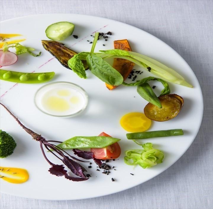 紺碧ザ・ヴィラオールスイート 島野菜