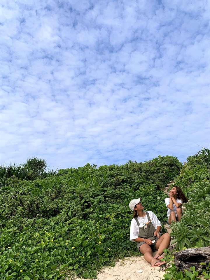 池間島 イキヅービーチ