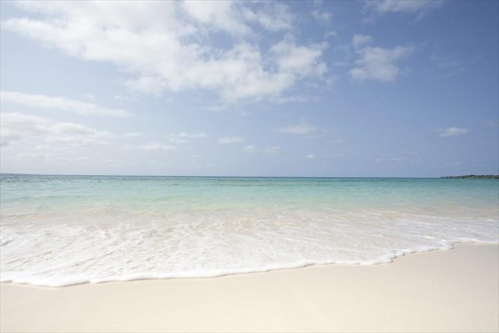 伊良部島 観光スポット 渡口の浜