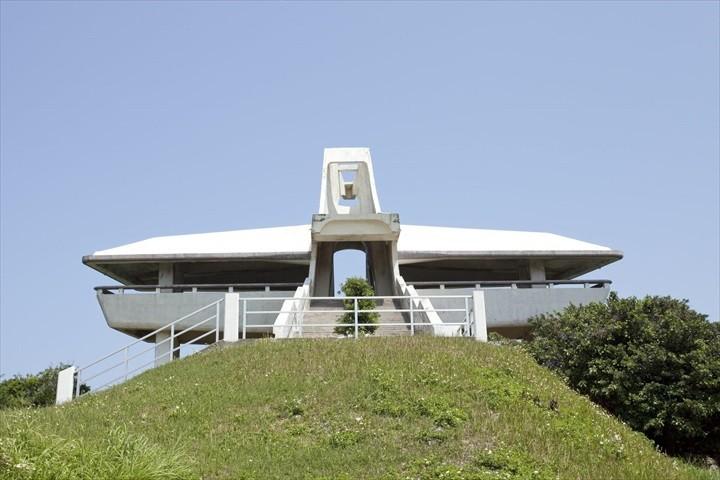 伊良部島 観光スポット 牧山展望台