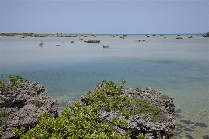 伊良部島 観光スポット 佐和田の浜
