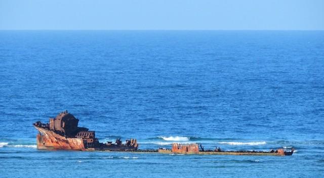 西表島 観光 座礁船