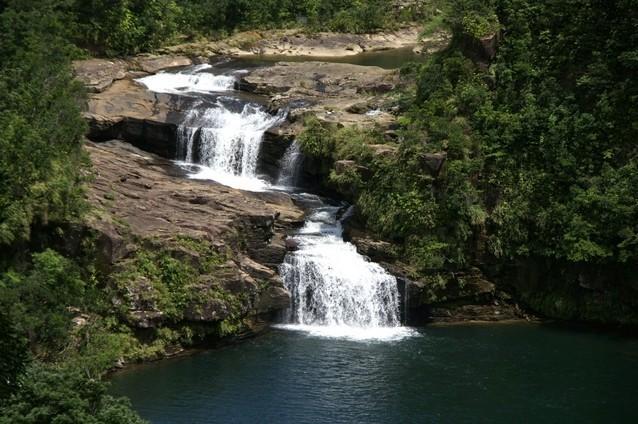 西表島 観光 マリュドゥの滝