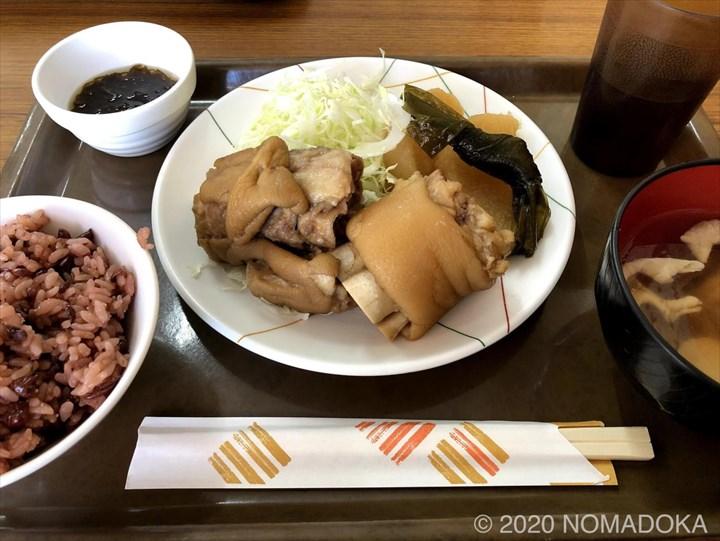 沖縄 長期滞在 食事事情
