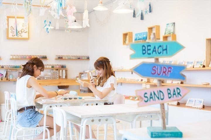 沖縄 女子旅 おすすめスポット Kanoa恩納店