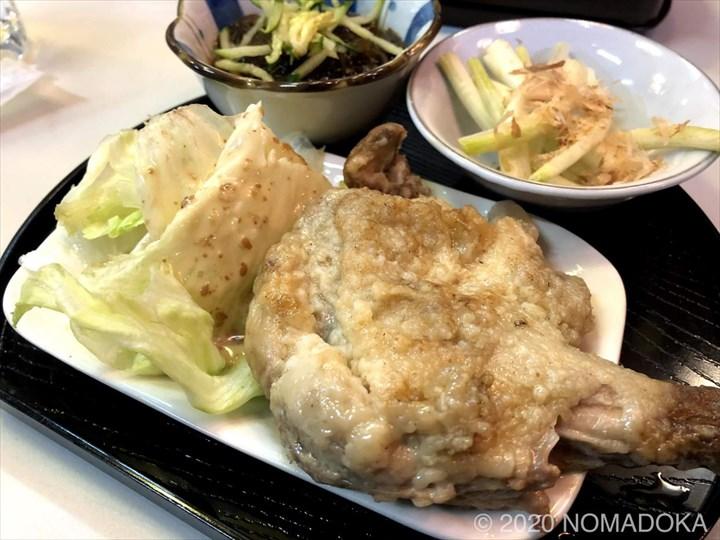 栄町市場 センベロ 春 メイン料理 ジューシーチキン