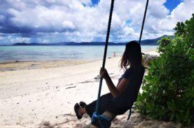 インスタ映え!タバガービーチの行き方|石垣島のブランコがあるプライベートビーチ