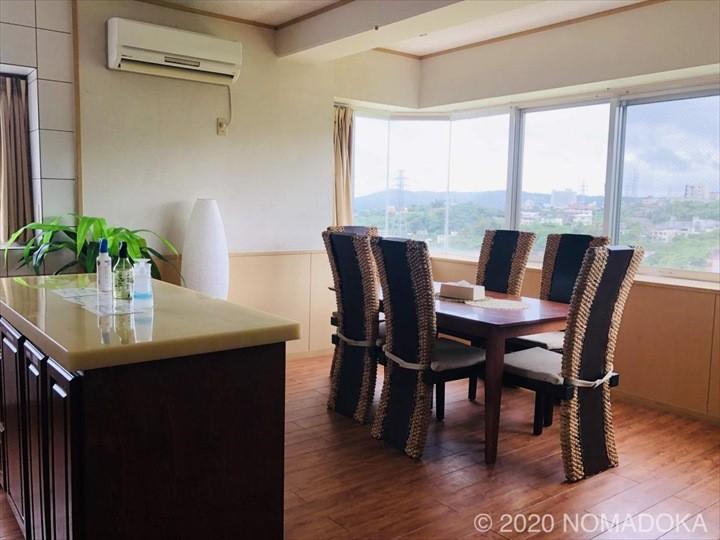 沖縄 移住 コザ 豪華のレンタルハウス