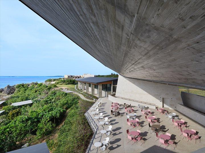星のや沖縄 併設カフェ バンタカフェ
