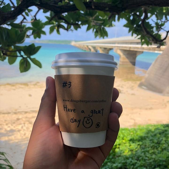 宮古島 おすすめカフェ ダグズコーヒー