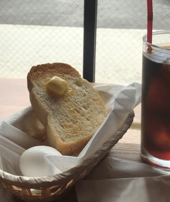 宮古島 おすすめ カフェ ダグズコーヒー モーニング