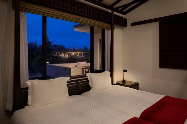 リゾナーレ小浜島 寝室