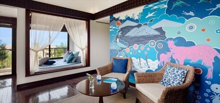 リゾナーレ小浜島 客室