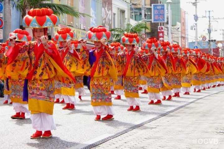 沖縄 10月 イベント 首里城祭り
