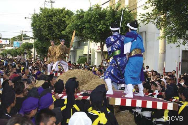 沖縄 10月 イベント 糸満綱引き